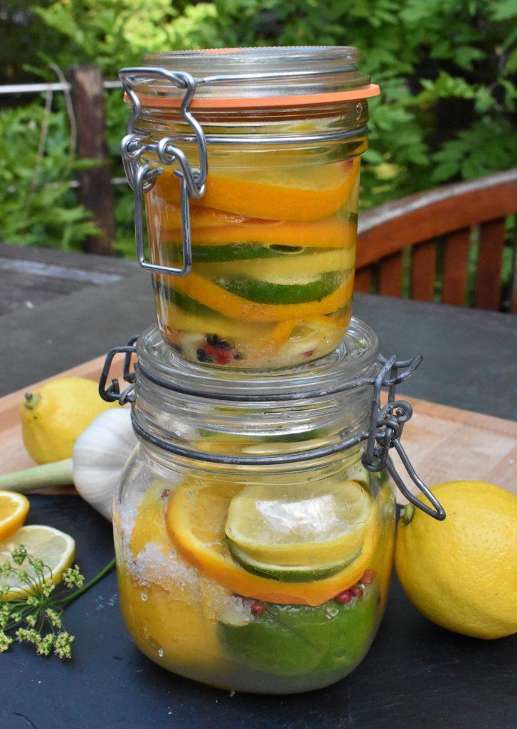 citron lactofermenté