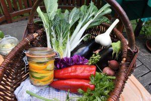 légume par l'académie de la fermentation