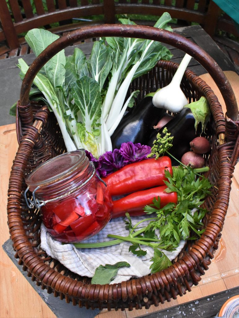 légumes pour fermentation, parfait pour restaurer la flore intestinale