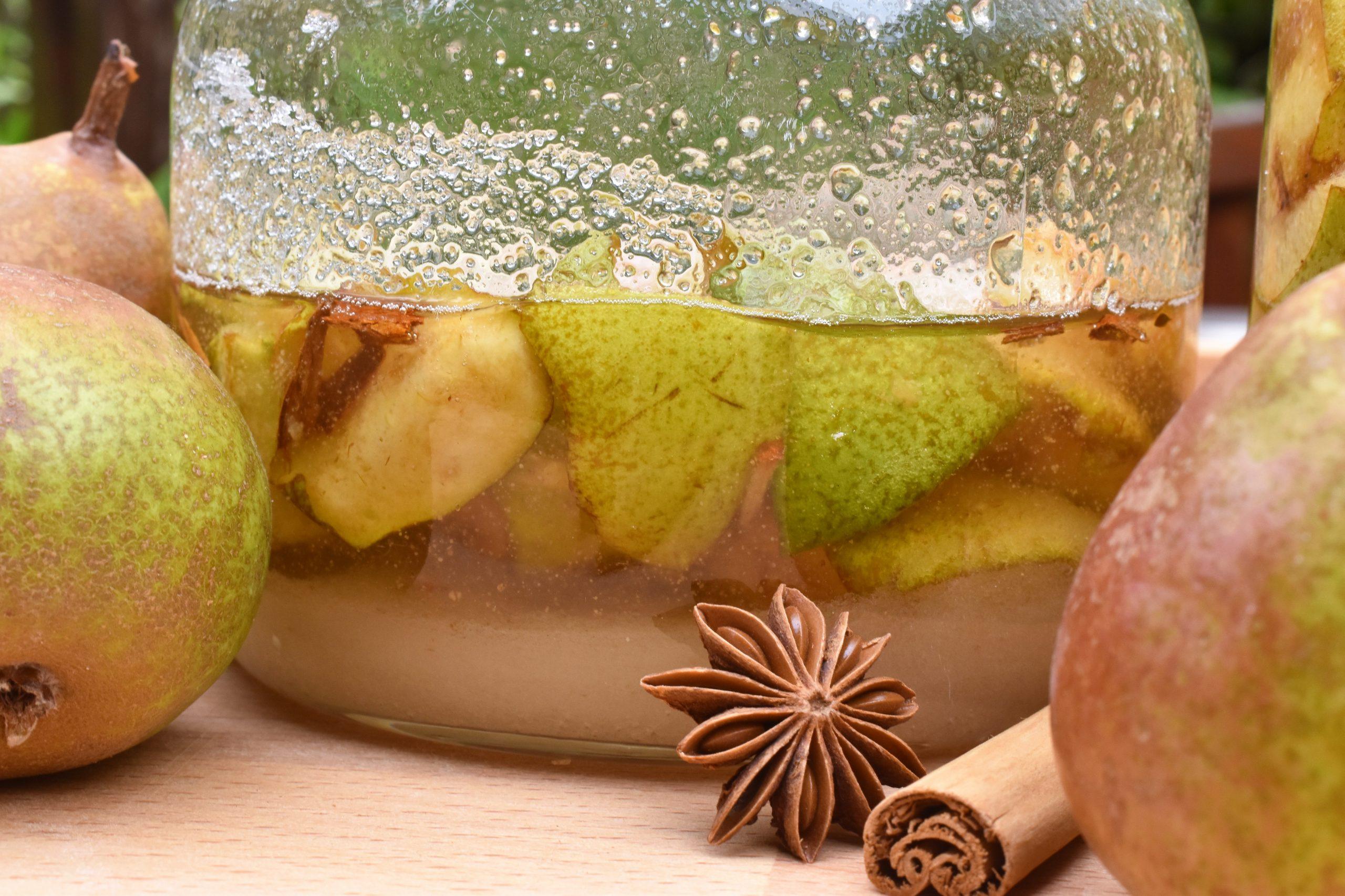 Cheong – Comment faire un sirop de fruit fermenté