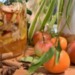 Sirop de fruits fermentés aux épices