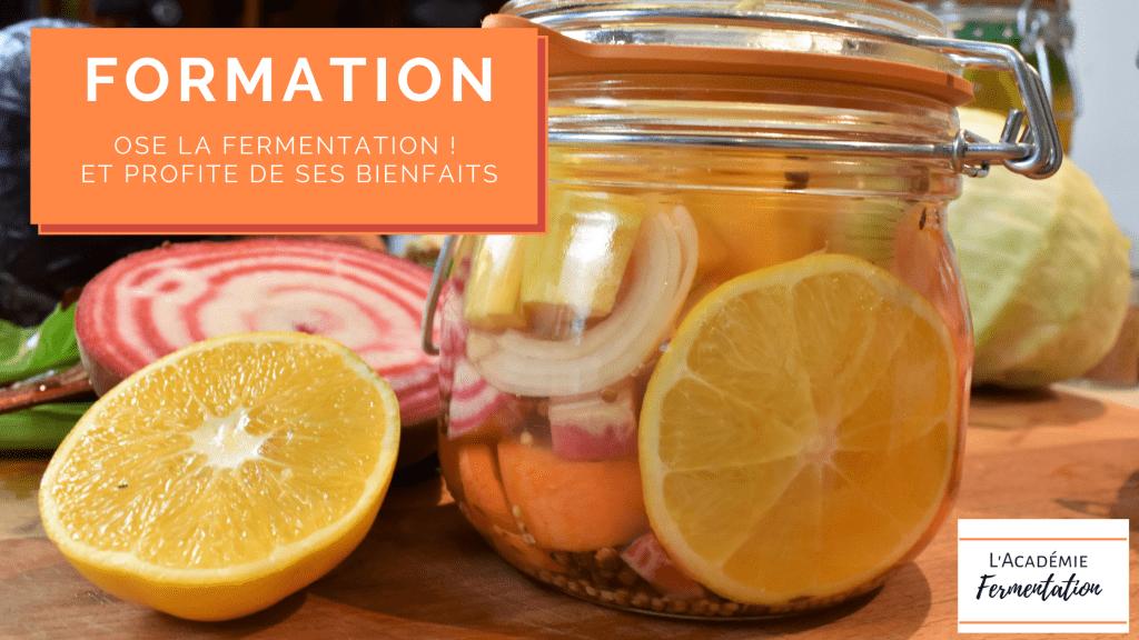 Formation en fermentation par l'académie fermentation