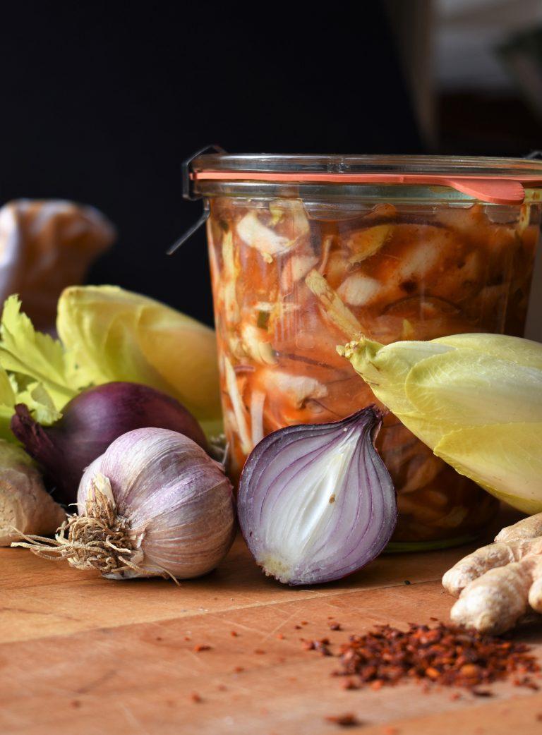 kimchi academie fermentation