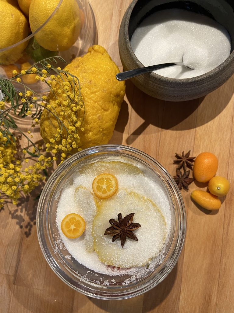 Koso sirop de fruit fermenté par academie fermentation